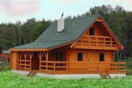 Domki letniskowe na zgłoszenie cała oferta Producent domów z drewna